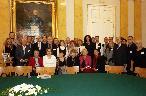 Совместное фото участников конференции  в парадном зале Музея-усадьбы Г. Р. Державина (1)