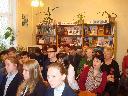 Участники Всероссийской акции «Читаем Слепухина» во Всеволожске. 11 ноября 2016 года.