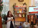 Ирина Андреевна Лозицкая делится впечатлениями о знакомстве с книгами Ю. Г. Слепухина. 11 ноября 2016 года.