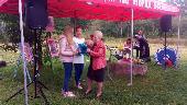 Ангелина Плыгунс молодыми участниками встречи