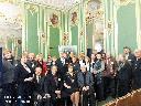 Участники «Слепухинских чтений–2018» в Зеленом зале Российского института истории искусств, где проходил второй день конференции