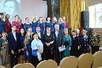 Участники вечера «День памяти Ю. Г. Слепухина во Всеволожске»